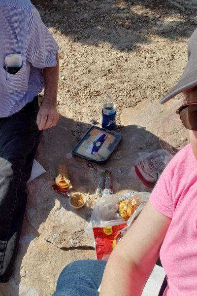 Lunch at Chiricahua